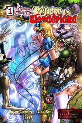 Return To Wonderland #1 (of 6)