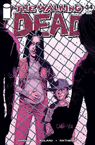 The Walking Dead #34