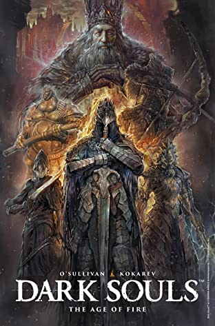 Dark Souls: The Age of Fire Vol. 4