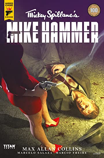 Mickey Spillane's Mike Hammer No.4