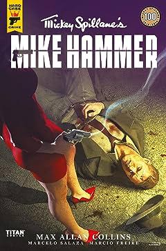 Mickey Spillane's Mike Hammer #4