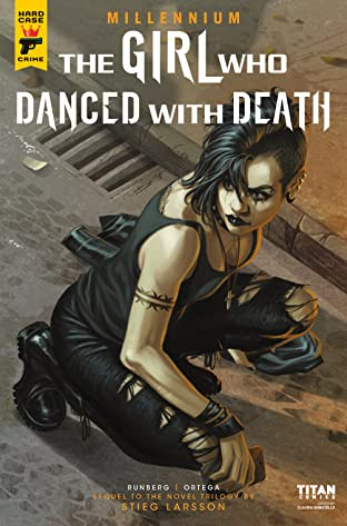 The Girl Who Danced With Death No.2