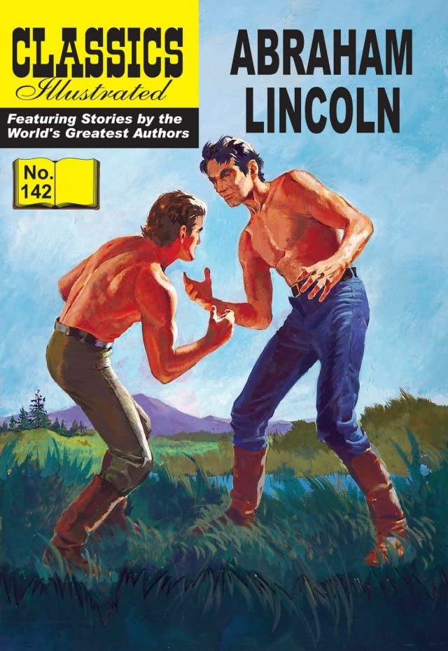 Classics Illustrated #142: Abraham Lincoln
