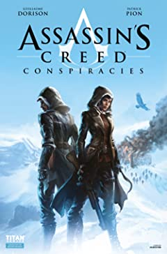 Assassin's Creed: Conspiracies #2