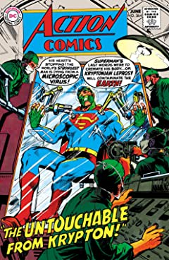 Action Comics (1938-2011) #364