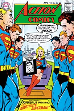 Action Comics (1938-2011) #366