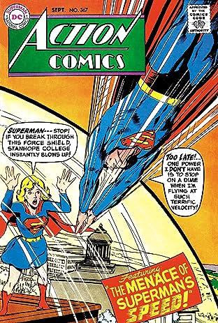 Action Comics (1938-2011) #367
