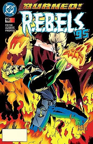 REBELS (1994-1996) #10