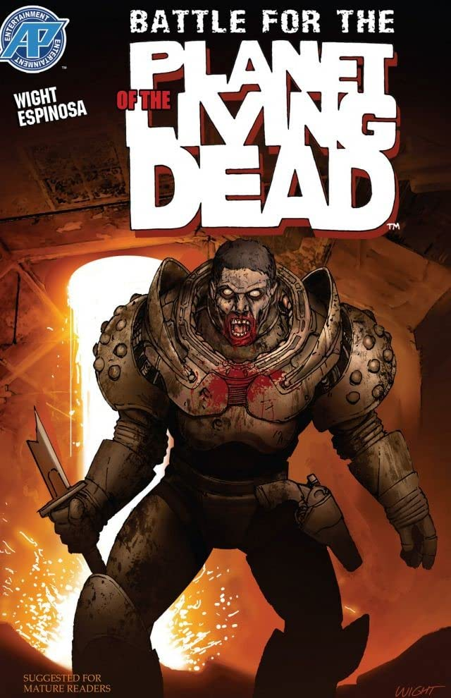 Planet of the Living Dead #3: Battle for the Planet of the Living Dead