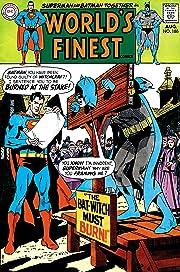 World's Finest Comics (1941-1986) #186
