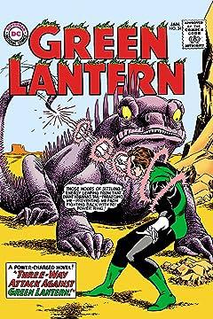 Green Lantern (1960-1986) #34