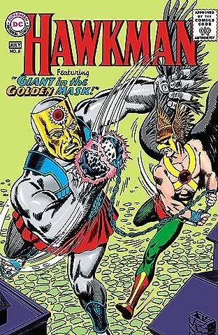 Hawkman (1964-1968) #8