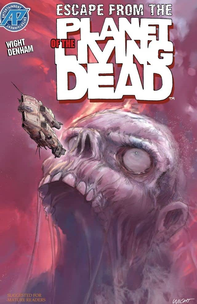 Planet of the Living Dead #4: Escape from the Planet of the Living Dead