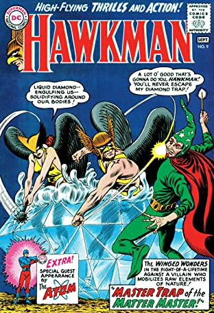 Hawkman (1964-1968) #9