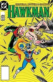 Hawkman (1986-1987) #7