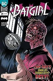 Batgirl (2016-) #24
