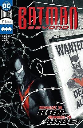Batman Beyond (2016-) #21