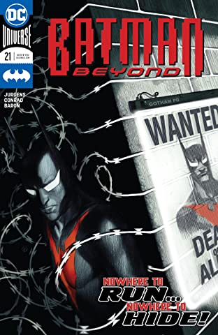 Batman Beyond (2016-) #21