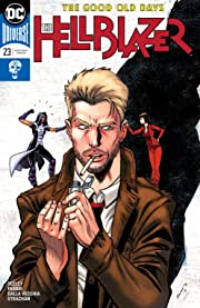 The Hellblazer (2016-2018) #23