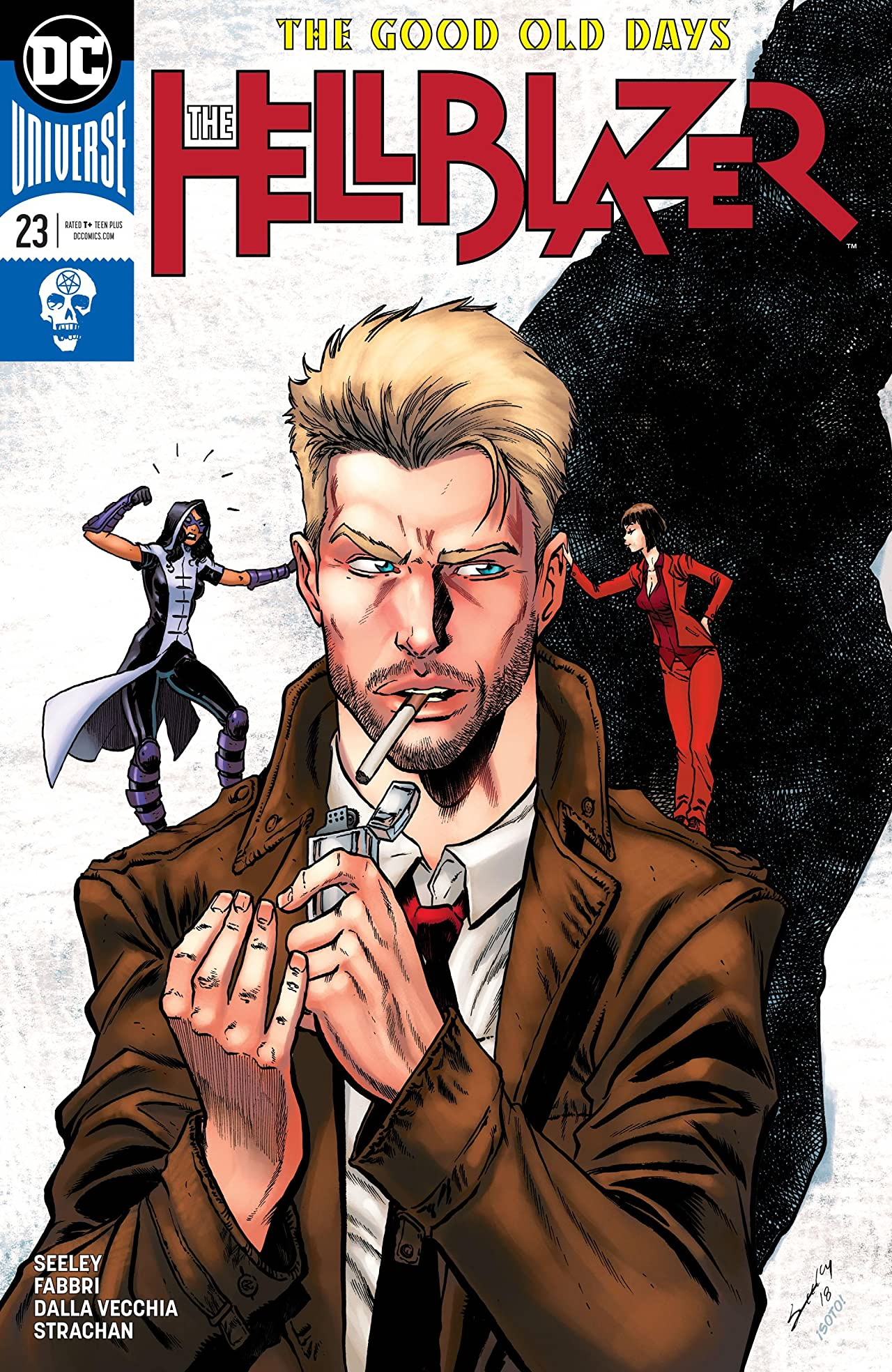 The Hellblazer (2016-) No.23