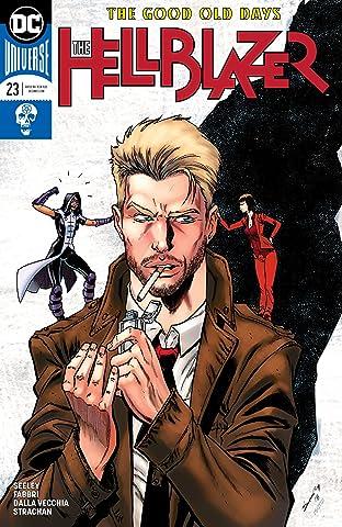 The Hellblazer (2016-) #23