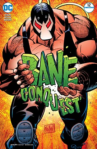 Bane: Conquest (2017-2018) #12