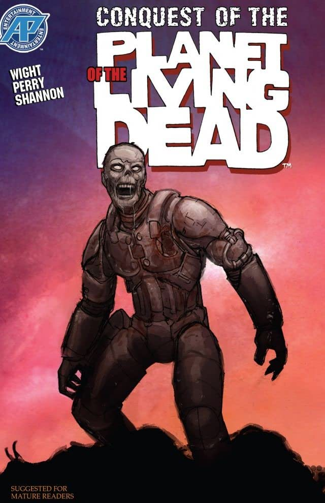 Planet of the Living Dead #5: Conquest of the Planet of the Living Dead