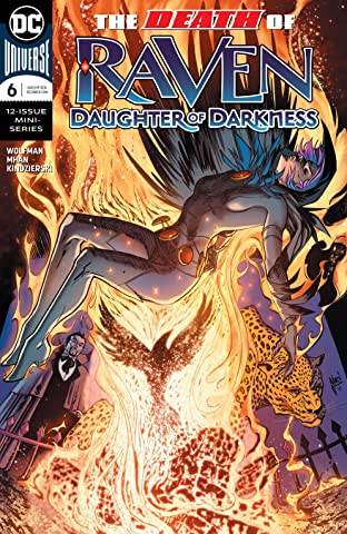 Raven: Daughter of Darkness (2018-2019) #6