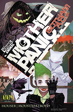 Mother Panic: Gotham A.D. (2018-) #4