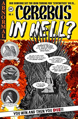 Cerebus in Hell? #4