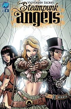 Victorian Secret: Steampunk Angels 2014 #1