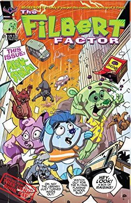 Filbert Factor Rejected by Free Comic Book Day #1