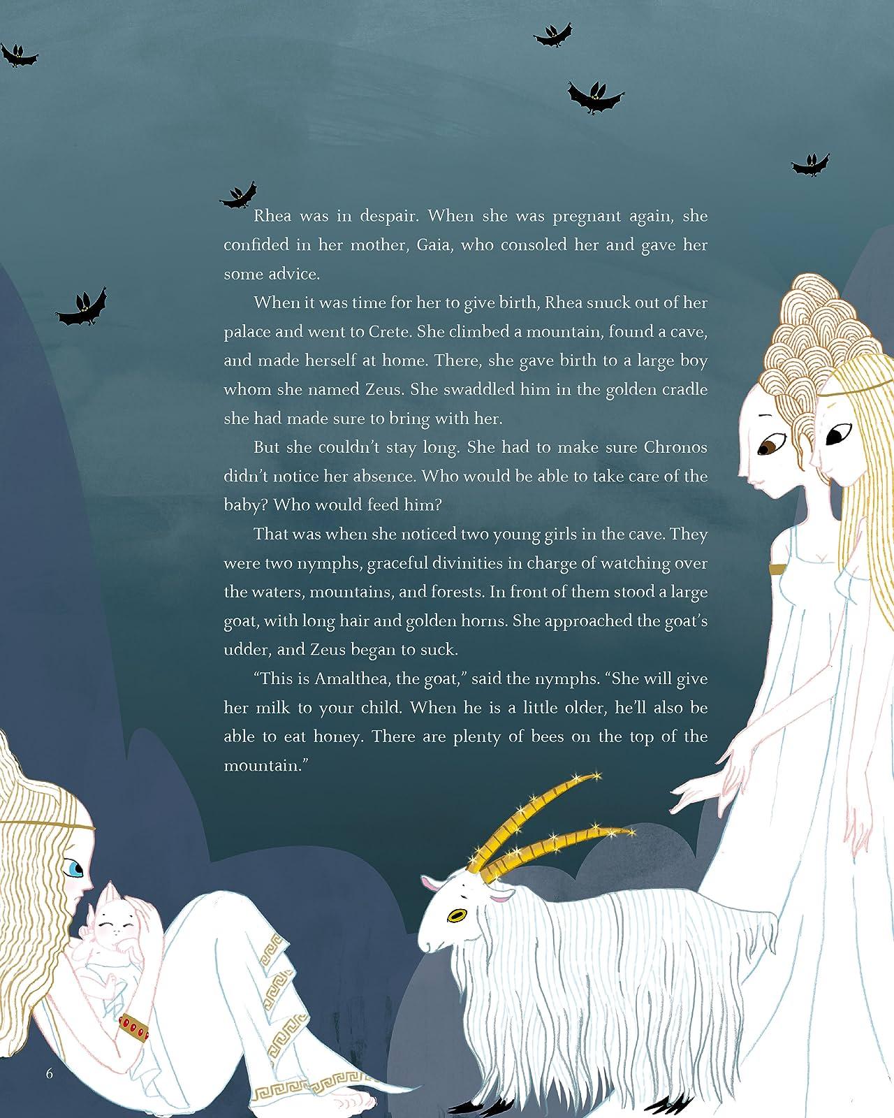 Αποτέλεσμα εικόνας για Mortals and Immortals of Greek Mythology