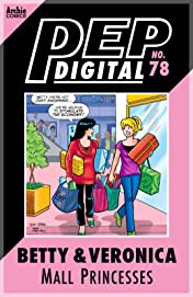 PEP Digital #78: Betty & Veronica Mall Princesses