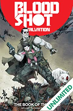 Bloodshot Salvation: The Book of Dead Vol. 2