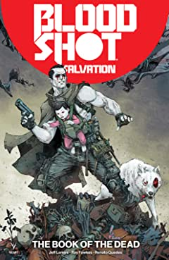 Bloodshot Salvation: The Book of Dead Tome 2