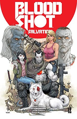 Bloodshot Salvation No.12