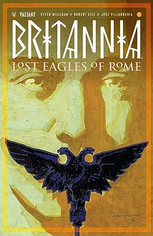 Britannia: Lost Eagles of Rome No.2