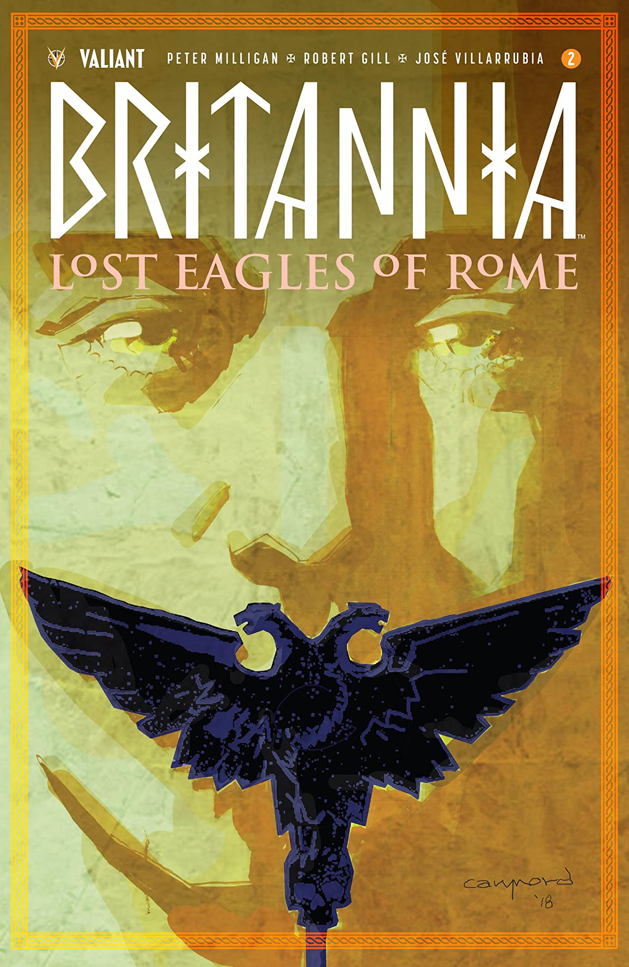Britannia: Lost Eagles of Rome No.2