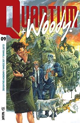 Quantum and Woody! (2017) #9