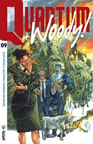 Quantum and Woody! (2017) #9