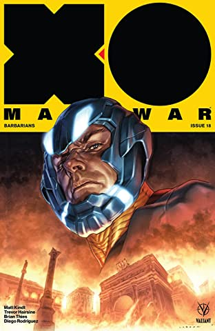 X-O Manowar (2017) No.18