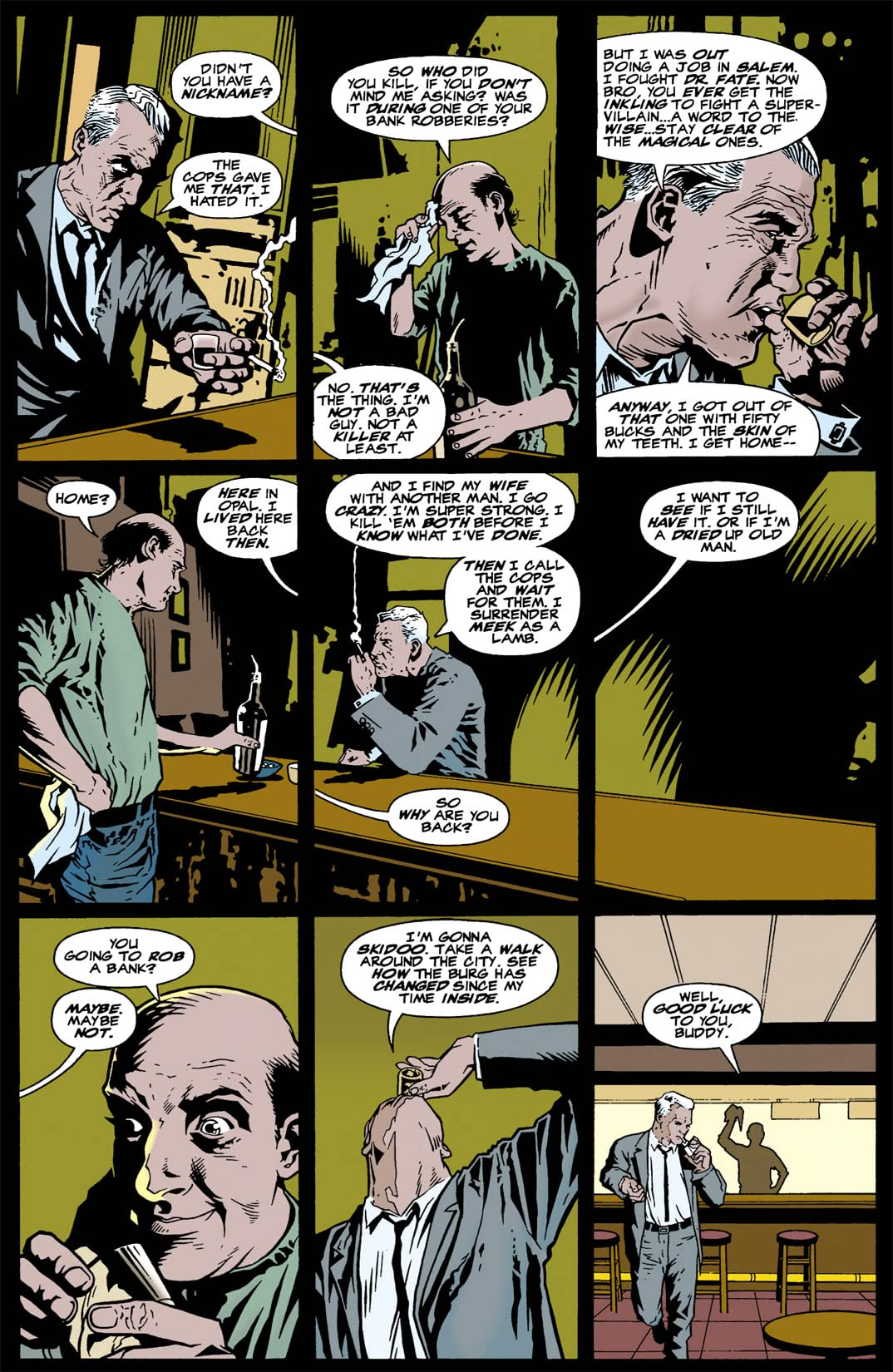 Starman (1994-2001) #29