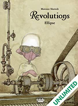 Revolutions Vol. 2: Ellipse