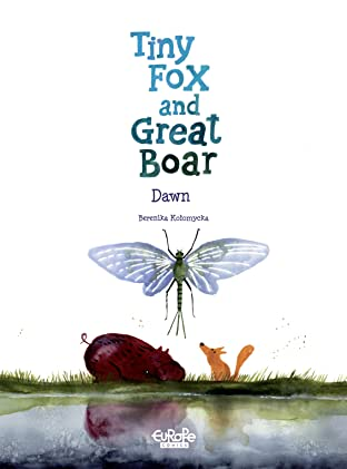 Tiny Fox and Great Boar Vol. 3