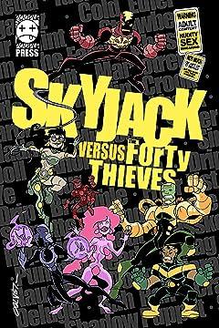 SkyJack versus the Forty Thieves