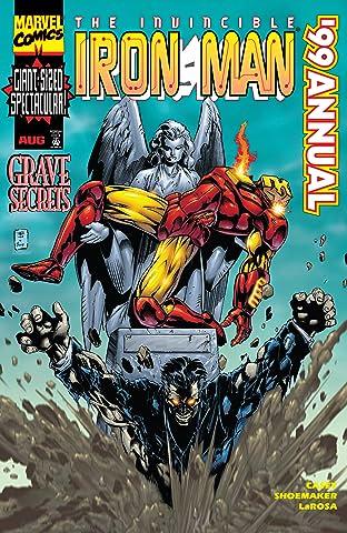 Iron Man Annual 1999 #1