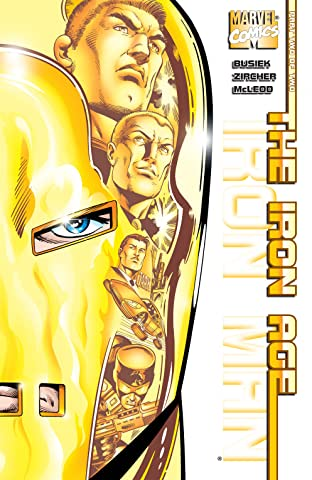 Iron Man: The Iron Age (1998) #2