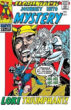 Journey Into Mystery (1952-1966) #-1