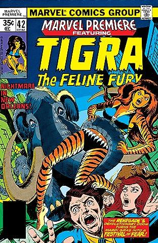 Marvel Premiere (1972-1981) #42